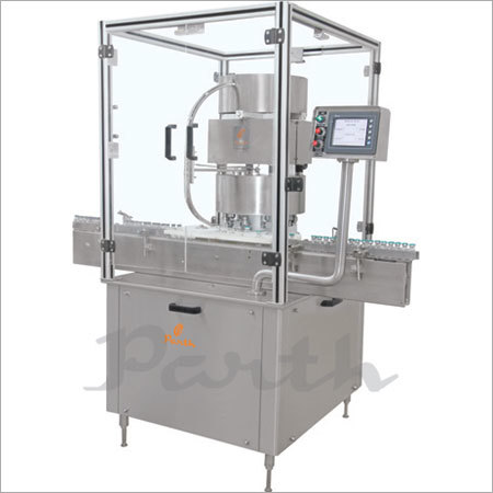 Vial Cap Sealing  Machine