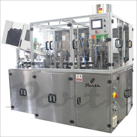 Automatic Liner Tube Filling Machine