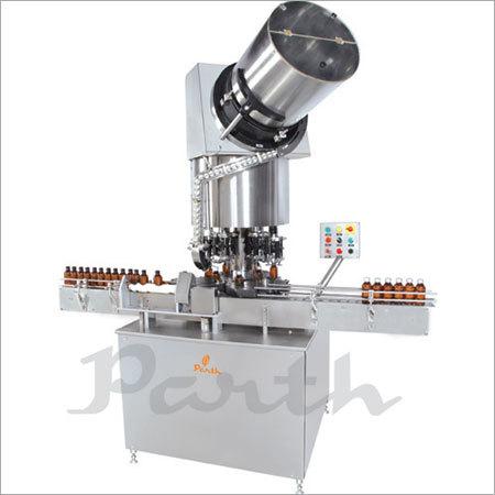 Four Head ROPP cap Sealing Machine