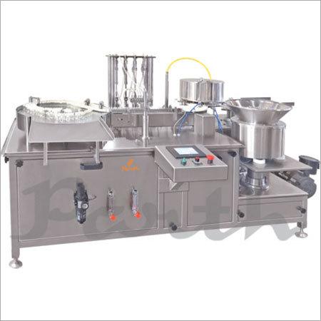 Vial Filling Machine