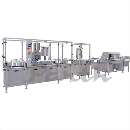 Injectable Power Filling LIne.