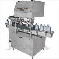 Linear Screw Capping Machine.