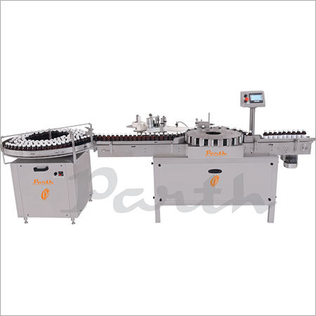 Rotary Sticker Labeling Machine.