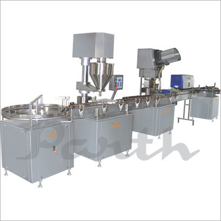 Single Head Auger Filling Line