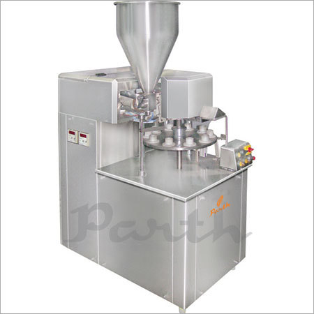 Tube Filling Machine.