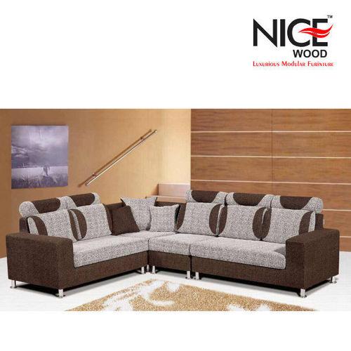 L Living Room Sofa Set