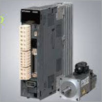 Mitsubishi Ac Servo Motors And Drivers