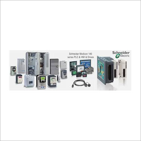 Schineider PLC VFD HMI Servo Motors