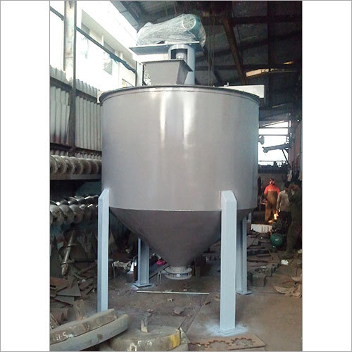 Caustic Washing Tank