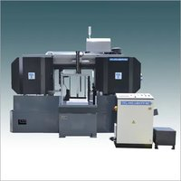 High Speed Double Column Horizontal Bandsaw Machine