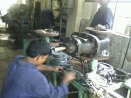 Industrial Valves Service