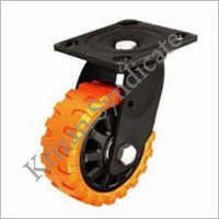 Skidproof Polyurethane Caster