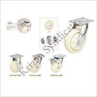 UHMW Caster Wheels