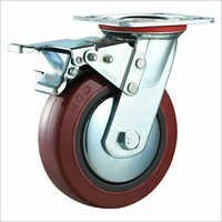 Cast PU Caster Wheels