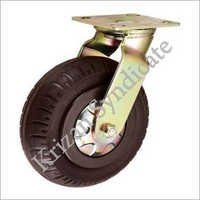 Semi Pneumatic Caster Wheel