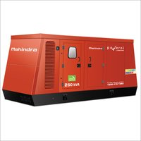 Mahindra Powerol DG Set