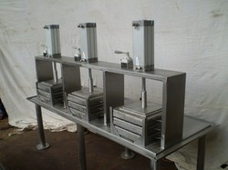 Paneer Cutting Press Machine