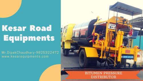 Bitumen Emulsion Pressure Distributor