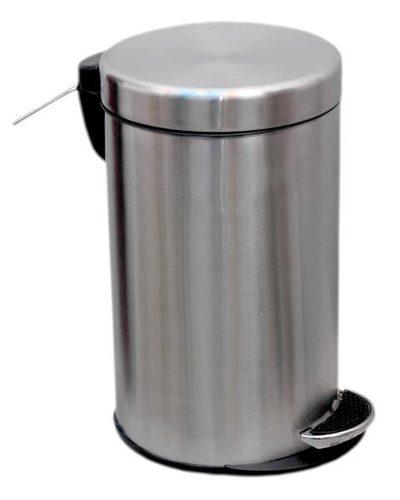 plain pedal dustbin