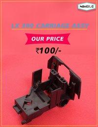 Lx-300 carriage block