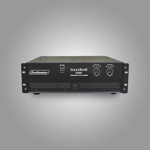Amplifier (SM-2500)