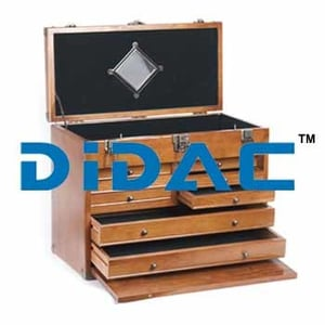 Wooden Tool Chest