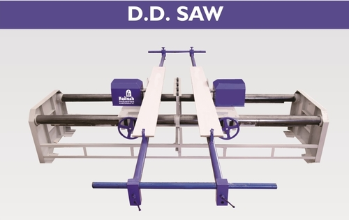 DD Saw Machines