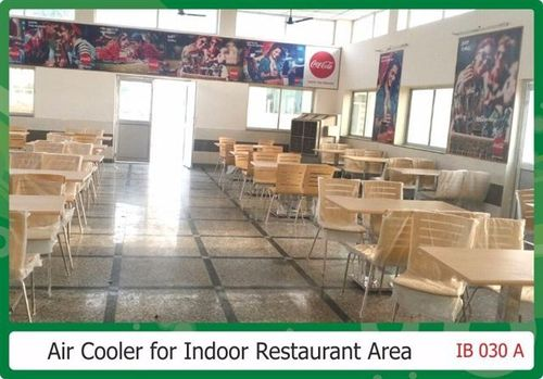 Air cooler For Indoor Restaurant Area