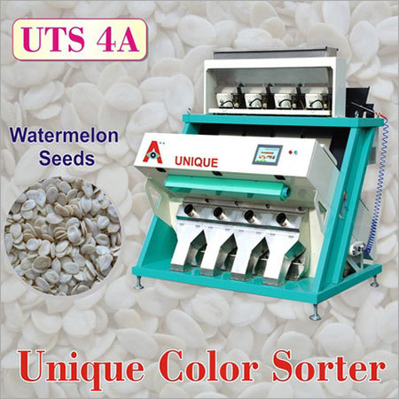 Water Melon Seeds Color Sorter