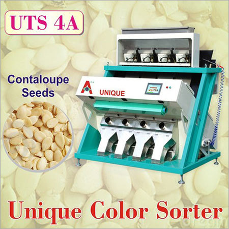 Cantaloupe Seeds Color Sorter