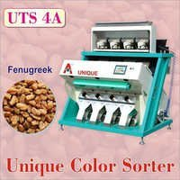 Fenu Greek Seeds Color Sorter