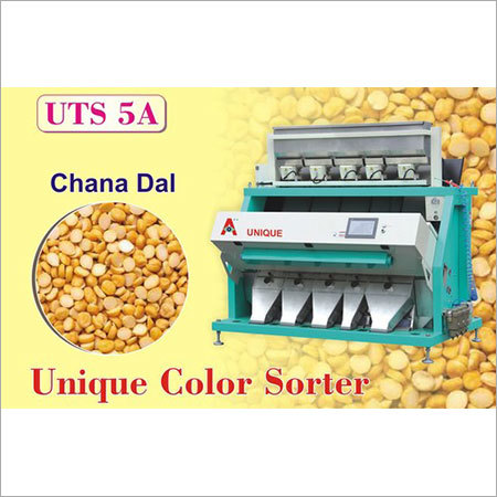Chana Color Sorter