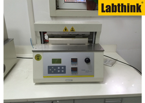ASTM­ F2029 Laboratory Heat Seal Tester for plastic films