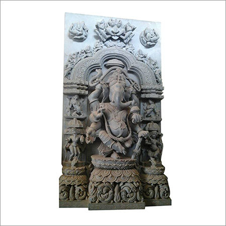 Lord Ganesha Stone Statue
