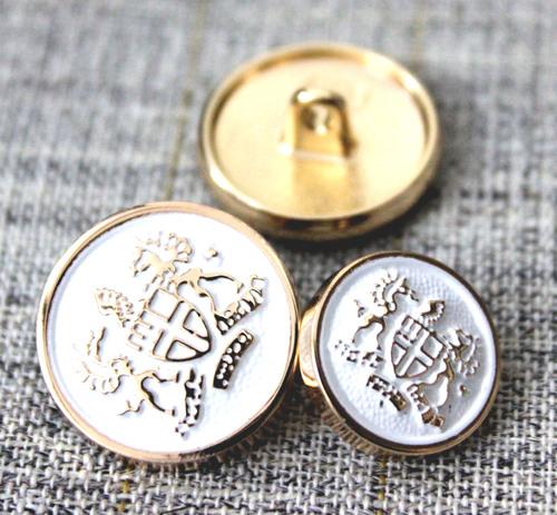 Metal Suit button