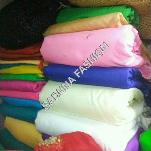 Rose Silk Fabric