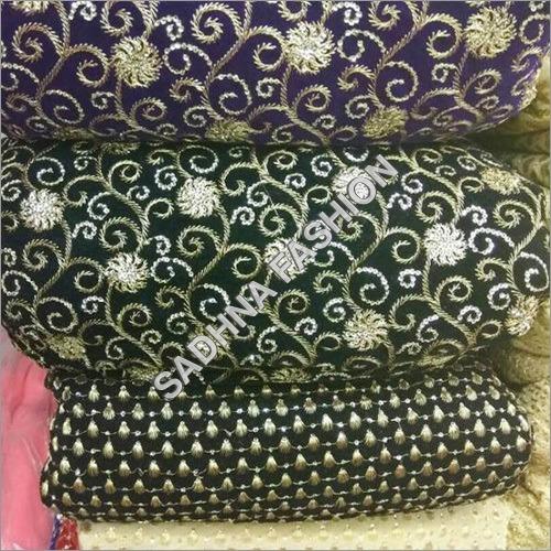 Tapeta Velvet Fabric
