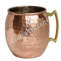 Antique Copper Mug