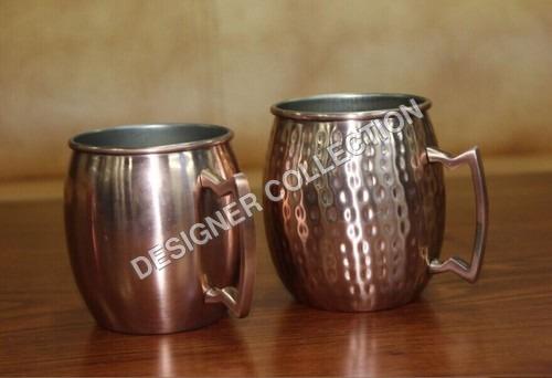 Lacquer Copper MUG