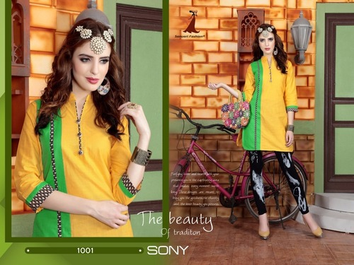 Short Kurti in catalog