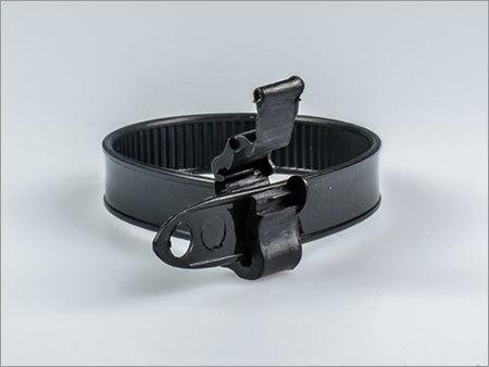 Black Industrial Tie