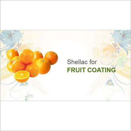 Fruit Coating Shellac