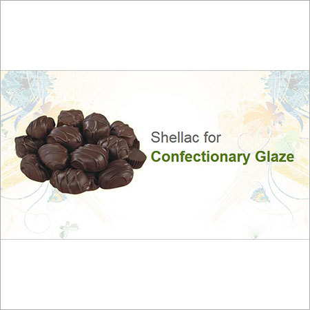 Confectioner Glaze Shellac