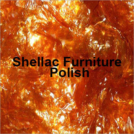 Furniture Polish Shellac