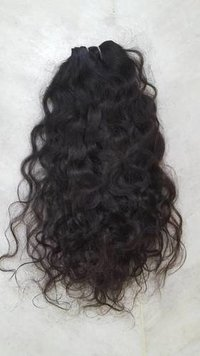 Machine Weft water wave hair
