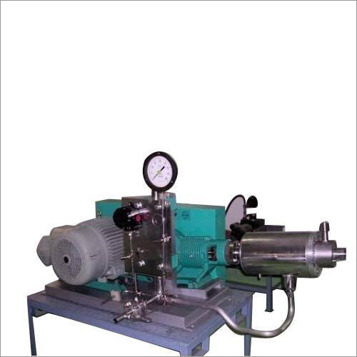 Reciprocating Pump