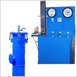 Water Jacket Cylinder Test System