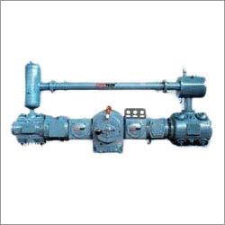 High Pressure Gas Compressor System