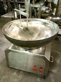 Gulab Jamun Frying Machine
