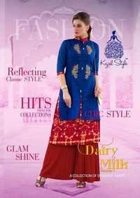 Designer Catalogue Kurtis